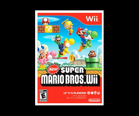 New Super Mario Bros. For the Wii