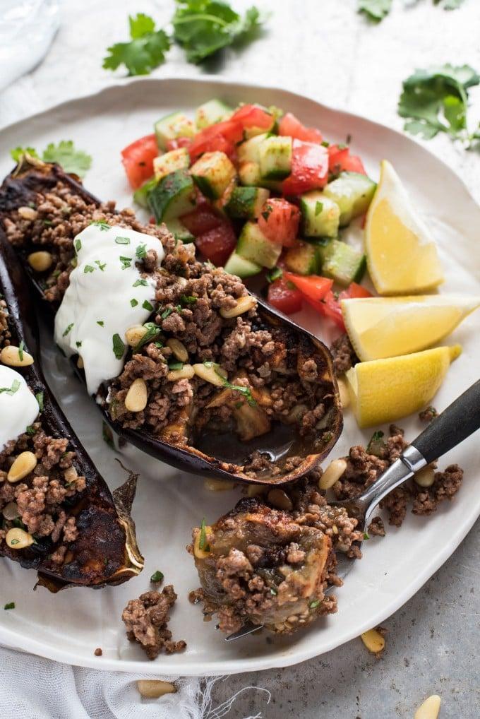 7 Healthy Eggplant Recipes