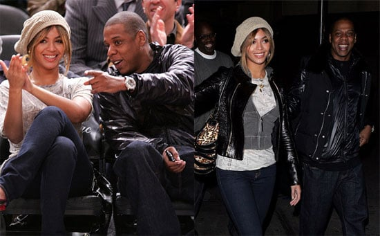 Is Beyonce Looking to Move Over to Def Jam?
