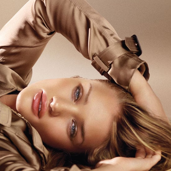 Rosie Huntington-Whiteley Is Nearly Nude in Burberry Body Fragrance Ad