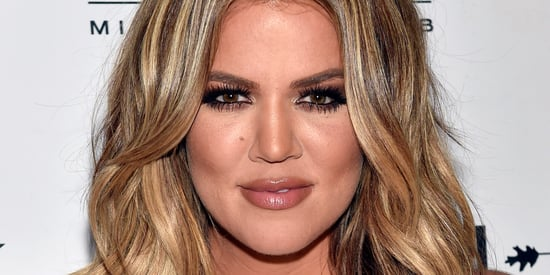 Khloe Kardashian's Go-To Beauty Hack Is Not What You'd Expect