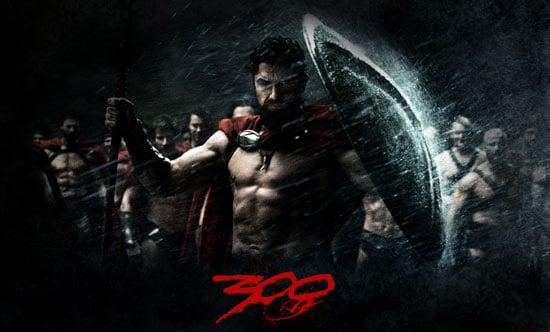 300 - Rep Spartan Workout
