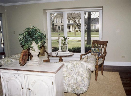 Before and After: Living Room Makeover