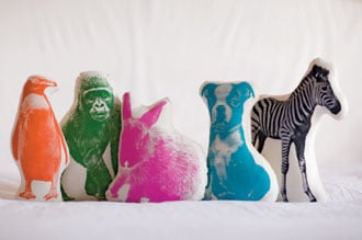 Pet Present Extravaganza: Pillows For Animal Lovers