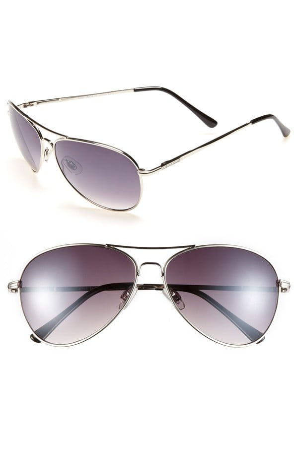 Don't own a pair of simple aviators yet? This KW pair ($12) fits the bill.