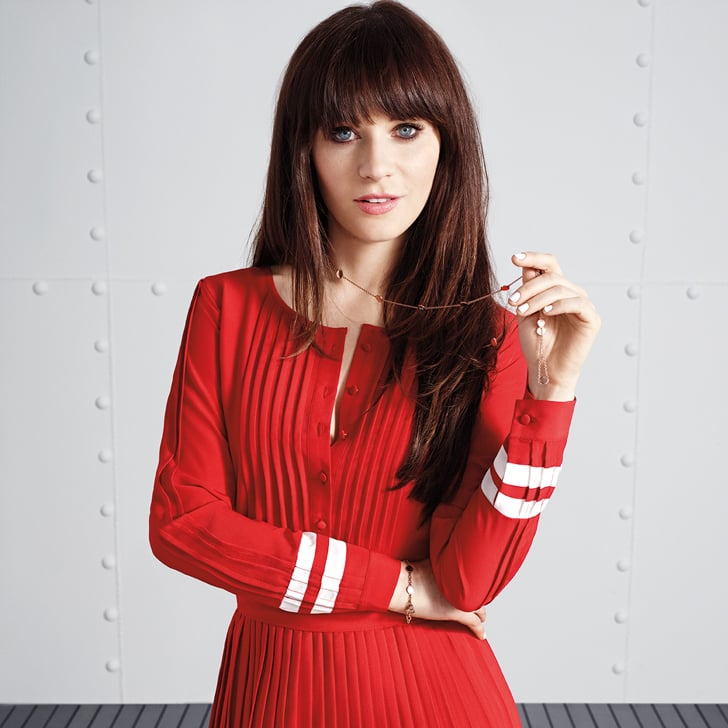 Zooey Deschanel's First-Ever Clothing Line Has Arrived!