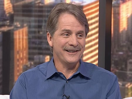WATCH: Jeff Foxworthy Weighs In on What It's Really Like on the Road with Larry the Cable Guy