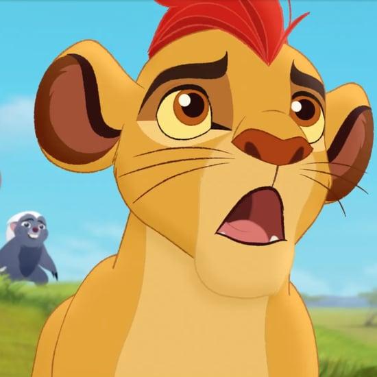 Disney Channel's The Lion Guard: Return of the Roar