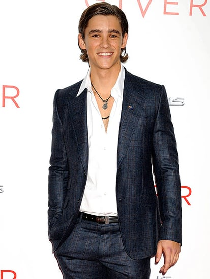 The Giver Star Brenton Thwaites Wants You to Know He Is Not Dating Taylor Swift