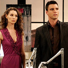 Colin Egglesfield's Role on All My Children