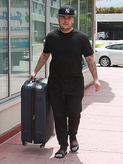 Rob Kardashian Shows Off Weight Loss on Instagram - but Says He Still Has 'a Lot  of Work to Do'