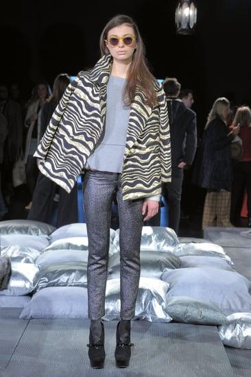 Fall 2011 New York Fashion Week: Timo Weiland