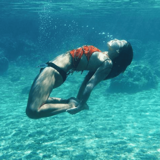 12 Yogis Who Practice Their Poses Underwater