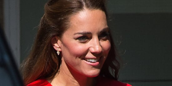 The Duchess Of Cambridge And Her Trademark Style Are Back In Action