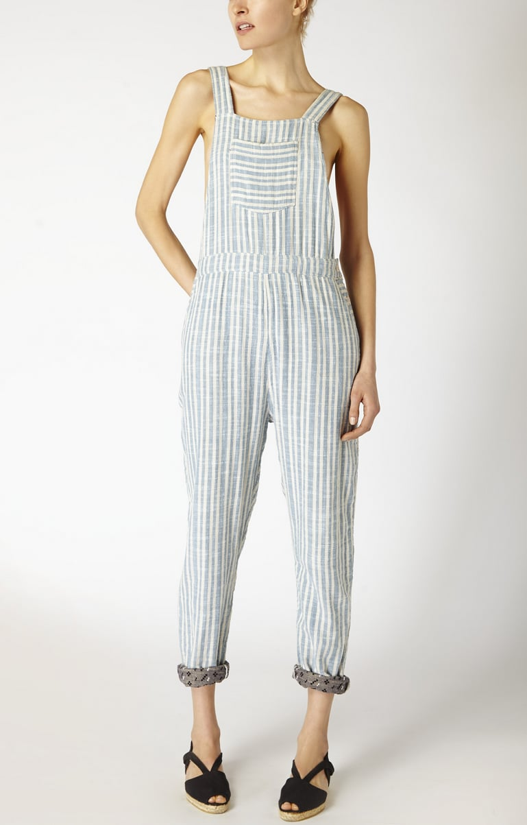 Ace & Jig striped overalls ($315)
