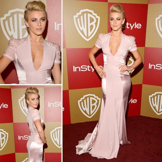 Julianne Hough | Golden Globes Party Fashion 2013