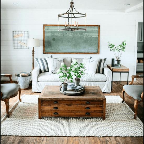 Fixer Upper Decorating Inspiration