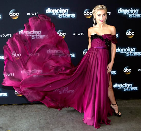 Julianne Hough's DWTS Dress Is So Perfect in These Photos, Thanks to Bruno Tonioli: See the Prettiness!