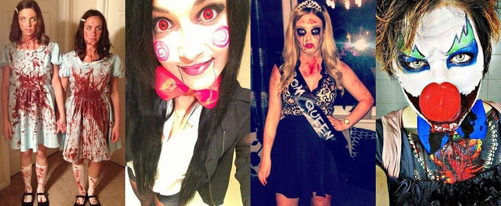 29 Spine-Chilling Halloween Costumes to DIY For Scary Cheap