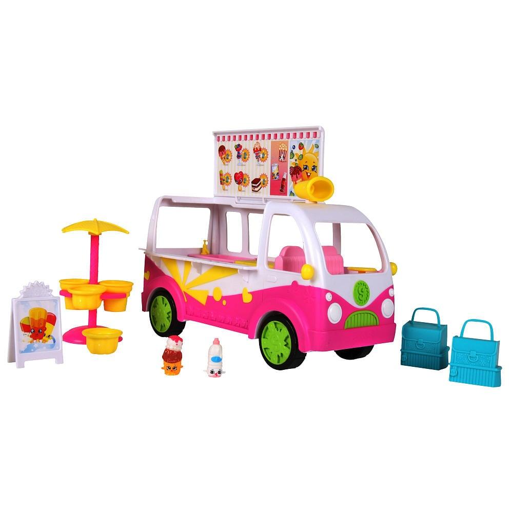 Shopkins Season 3 Scoops Ice-Cream Truck Playset
