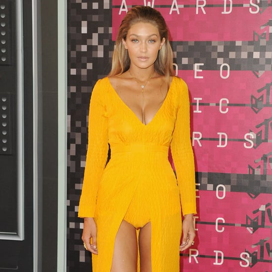 Gigi Hadid at the MTV Video Music Awards 2015