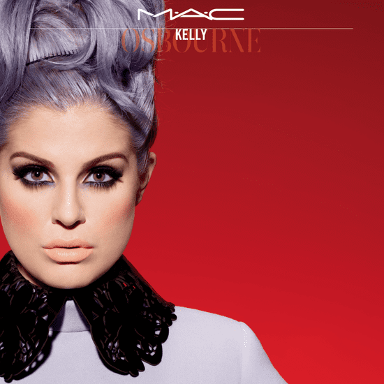 Kelly Osbourne Makeup Collection For MAC Cosmetics