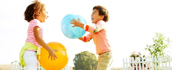 Put a Little Spring (and Summer) in Your Child's Step