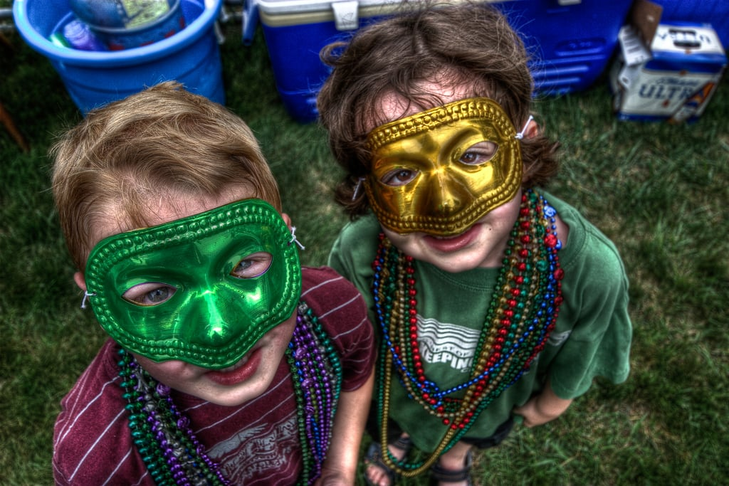 Create Your Own Masks