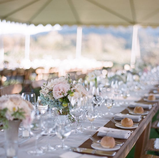 Should the Wedding Gift Match Per-Plate Cost?