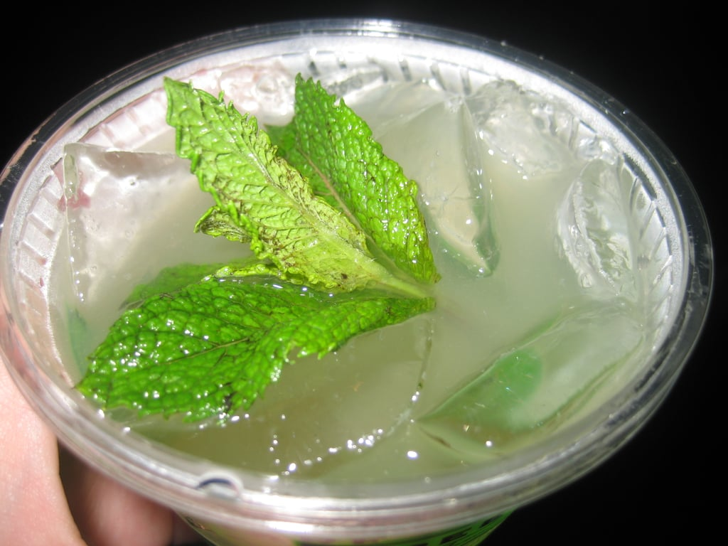 Bourbon and Branch's Refreshing Cooler
