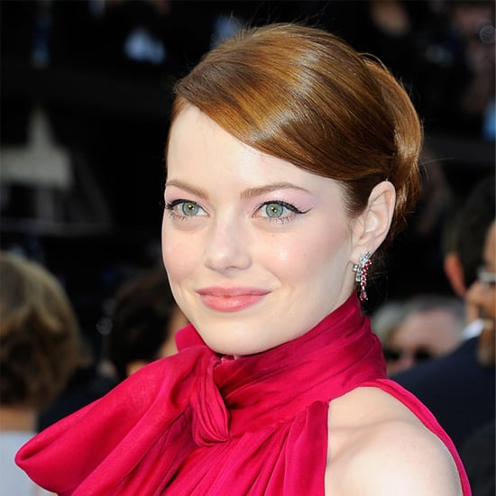 Emma Stone From the Front