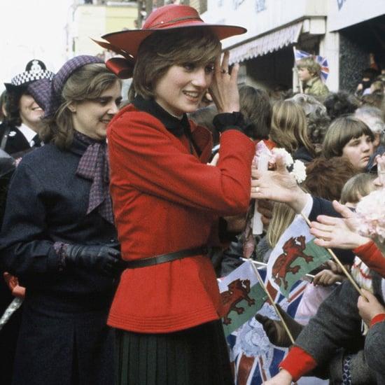Princess Diana Vintage Style