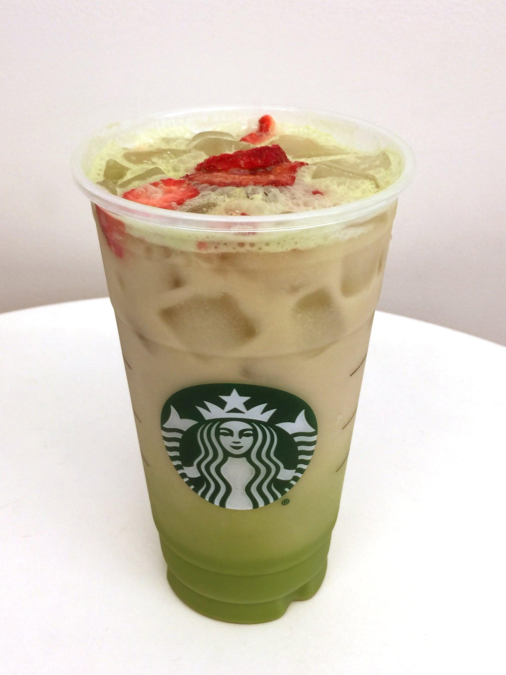 Starbucks Matcha Pink Drink review forecasting