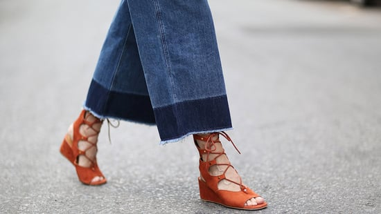 The One Denim Trend That's Going To Be Everywhere For Fall