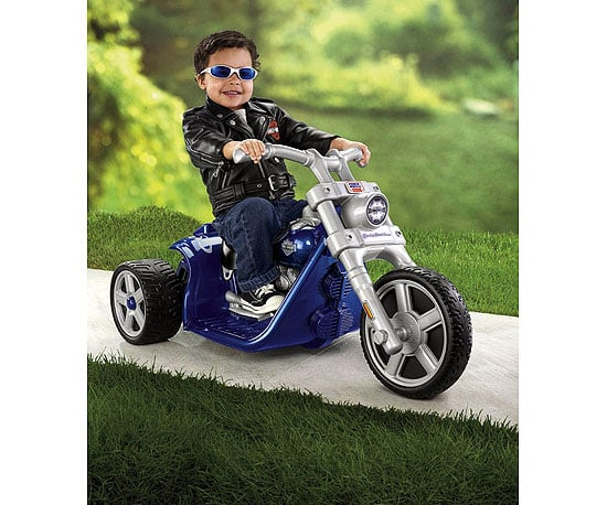 Fisher-Price Harley Davidson Rocker Ride-On