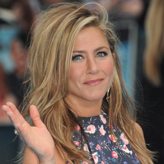 Jennifer Aniston Interview With Bobbi Brown | August 2014