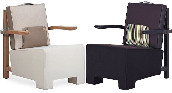 Weird Furniture: The Worker Chair