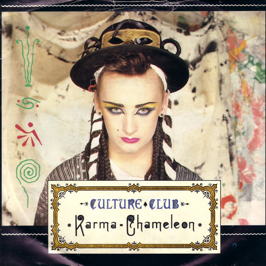 """Karma Chameleon"" by Culture Club"