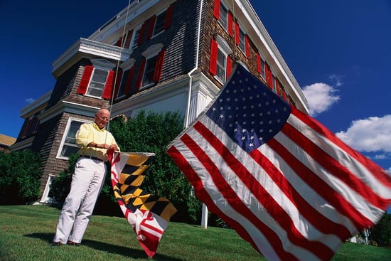 Do You Fly a Flag at Your Home?