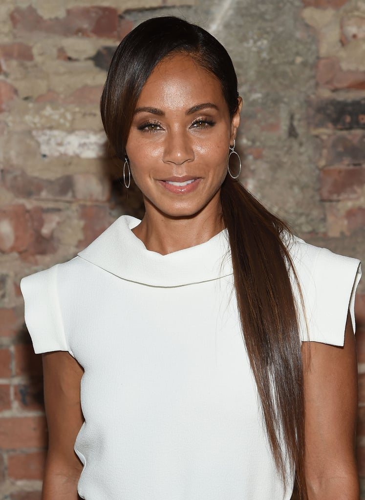 Jada Pinkett Smith at Christian Siriano