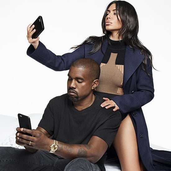 Kim Kardashian And Kanye West Talk Taylor Swift And Nude Selfies In Harper's Bazaar