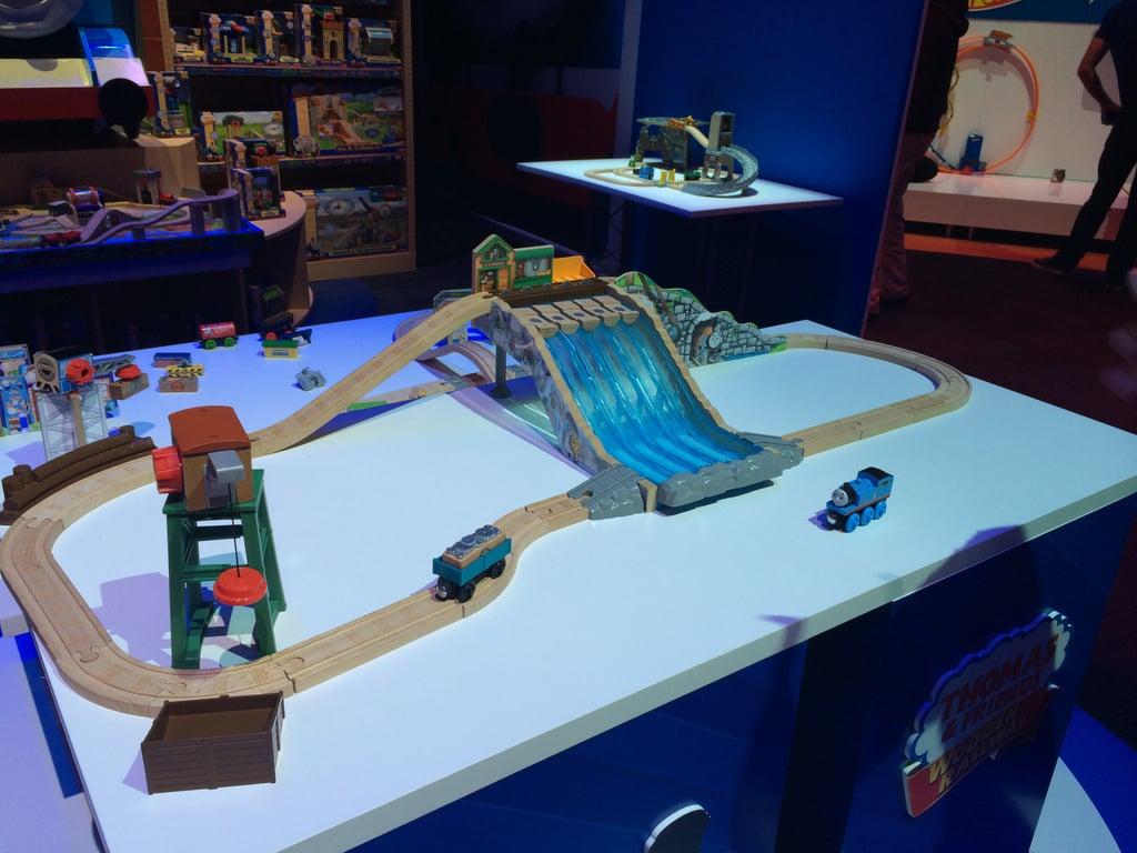 Thomas Wooden Track Set