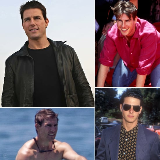 These Hot Tom Cruise Pictures Will Convince You Age Is Just a Number