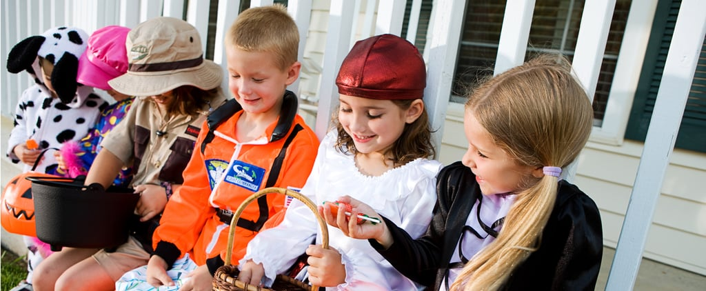 "Mom From Wealthy Neighborhood Resents Giving Candy to ""Less Fortunate"" Kids"