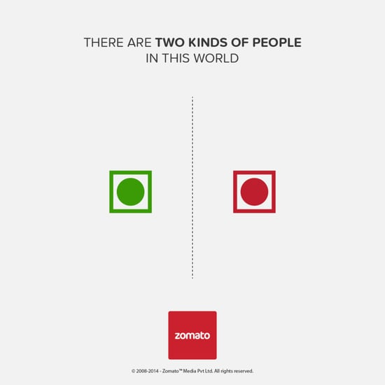 There Are Two Kinds of People in the World Graphics