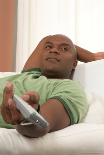 Handle This: Your Boyfriend Is Turning Into a Couch Potato
