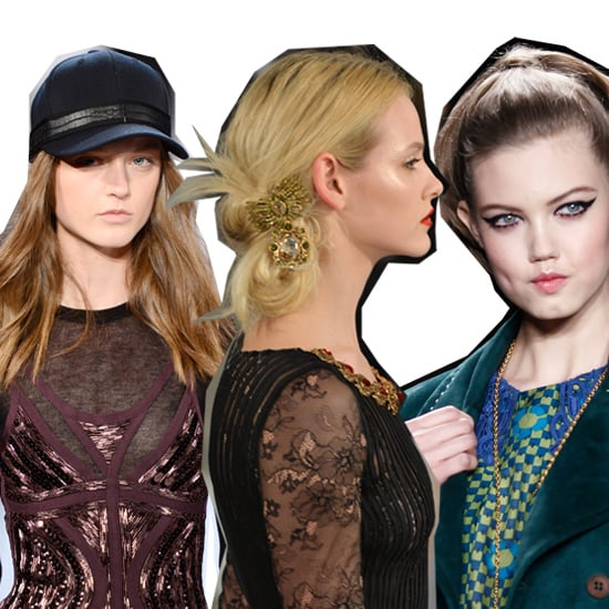 120+ Pictures of the NYFW Hair and Makeup Looks