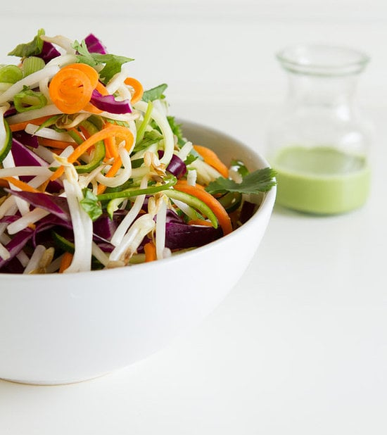 Lunch and Dinner: Pad Thai Salad