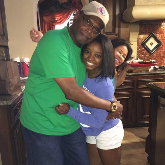 Simone Biles family (Video)