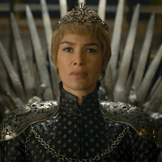 Cersei's Right to the Iron Throne on Game of Thrones